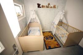 Babies' bedroom