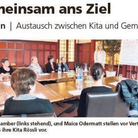 (Deutsch) Artikel aus der Volksstimme Nr. 52