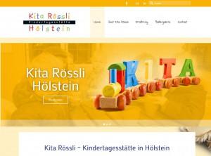 Kita Rössli, Neue Webseite 2016